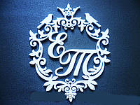 Декоративный семейный герб