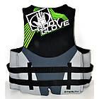 Жилет BodyGlove неопреновый M/L Stealth черно-серый, фото 3