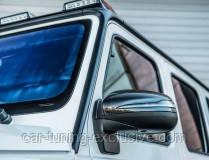 LUMMA exterior mirror housing carbon fibre for Mercedes G-class W463A