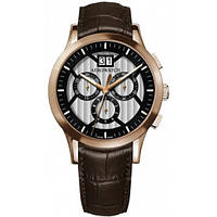 Льотний чоловічий наручний годинник Aerowatch LES GRANDES CLASSIQUES Chronograph 80966RO05