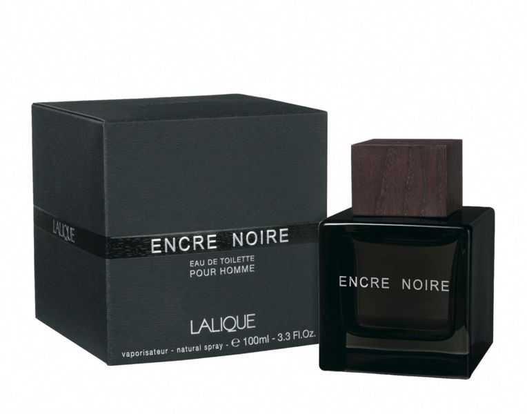 Туалетна вода для чоловіків Lalique Encre Noire Pour Homme (Лилик Энкре Нуар пур хоум)100 мл