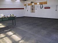 Плитка ПВХ для гаража