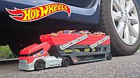 Машина Автовоз на 50 машинок Хот вілс Hot Wheels Mega Hauler