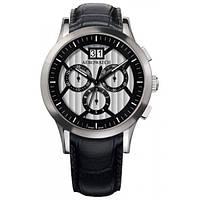 Оригинальные часы пилота Aerowatch LES GRANDES CLASSIQUES Chronograph 80966AA04, фото 1