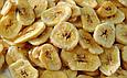 Банановые чипсы 200г Вьетнам, натуральные сушенные колечками, фруктовые чипсы, фото 3