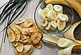 Банановые чипсы 200г Вьетнам, натуральные сушенные колечками, фруктовые чипсы, фото 4