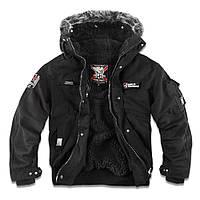Куртка с капюшоном Dobermans Aggressive CORPS 33 Black