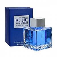 Мужские духи Antonio Banderas Blue Seduction 100ml туалетная вода Антонио Бандерас