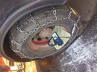 Грузовые цепи противоскольжения, цепи противоскольжения для грузовиков
