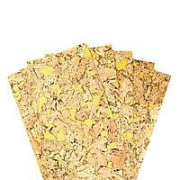"""Коркові шпалери (панель) """"Miami Yellow"""" TM Egen, фото 1"""