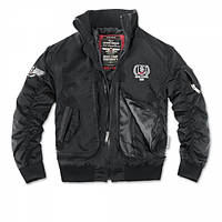 Куртка с капюшоном Dobermans Aggressive Nord Storm v2 Black, фото 1