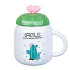 """Чашка """"Кактус"""" 400мл *рандомный выбор дизайна , фото 4"""