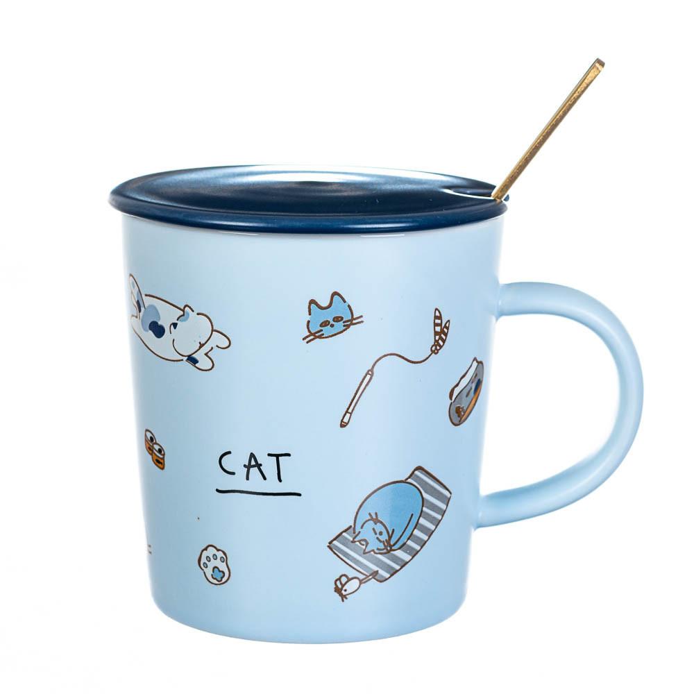"""Чашка """"Калейдоскоп котов"""" 250 мл*рандомный выбор дизайна"""
