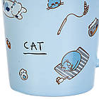 """Чашка """"Калейдоскоп котов"""" 250 мл*рандомный выбор дизайна, фото 2"""