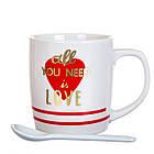 """Чашка  """"Любовь"""" 200 мл. *рандомный выбор дизайна, фото 4"""