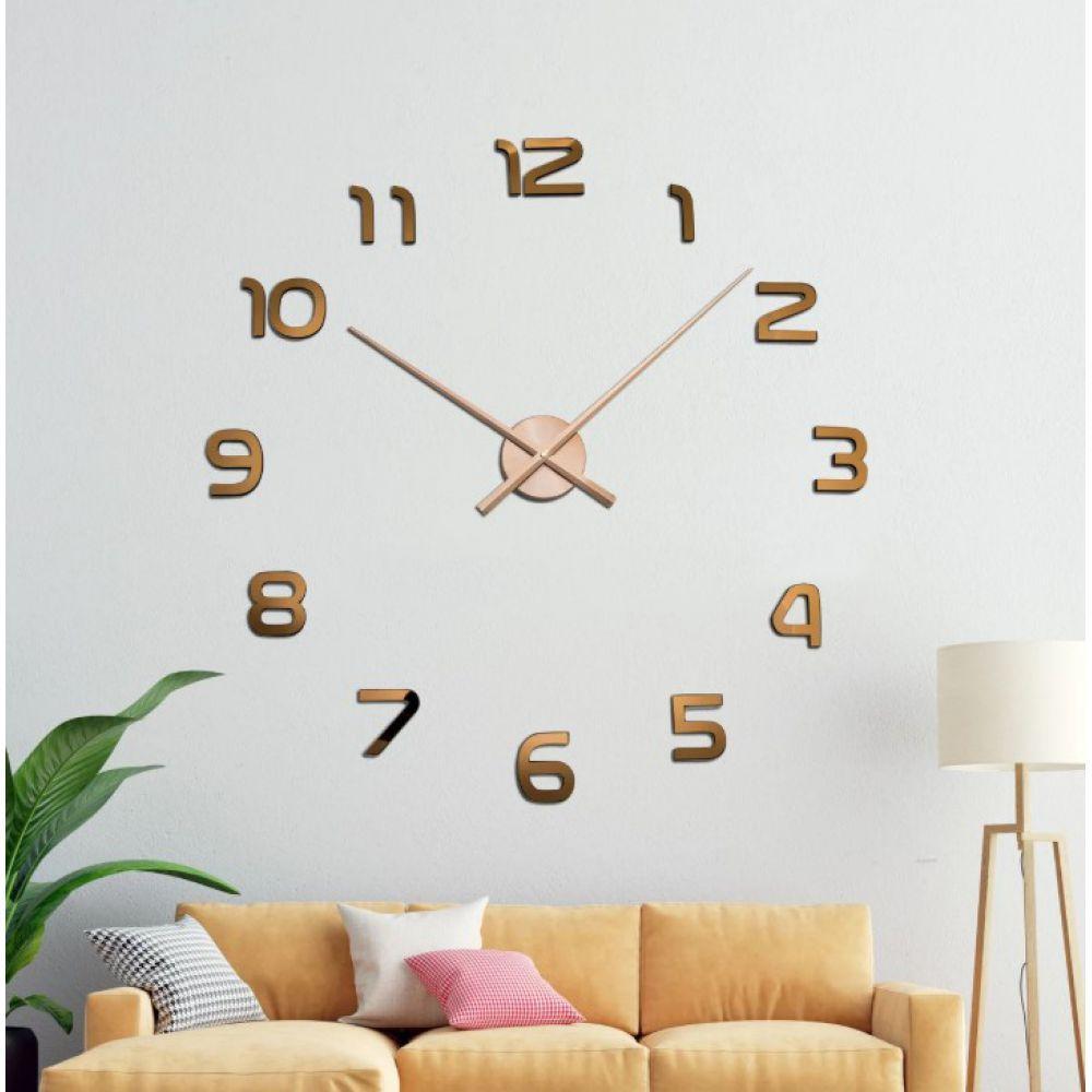 Великі настінні 3Д години ( від 60 до 120 см)
