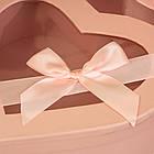 """Набор коробок """"Признание"""" 3 шт, розовый, фото 2"""