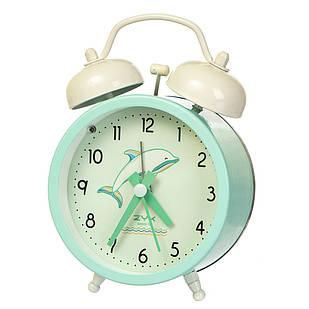"""Часы-будильник  """"Морские обитатели"""" (рандомный выбор дизайна)"""