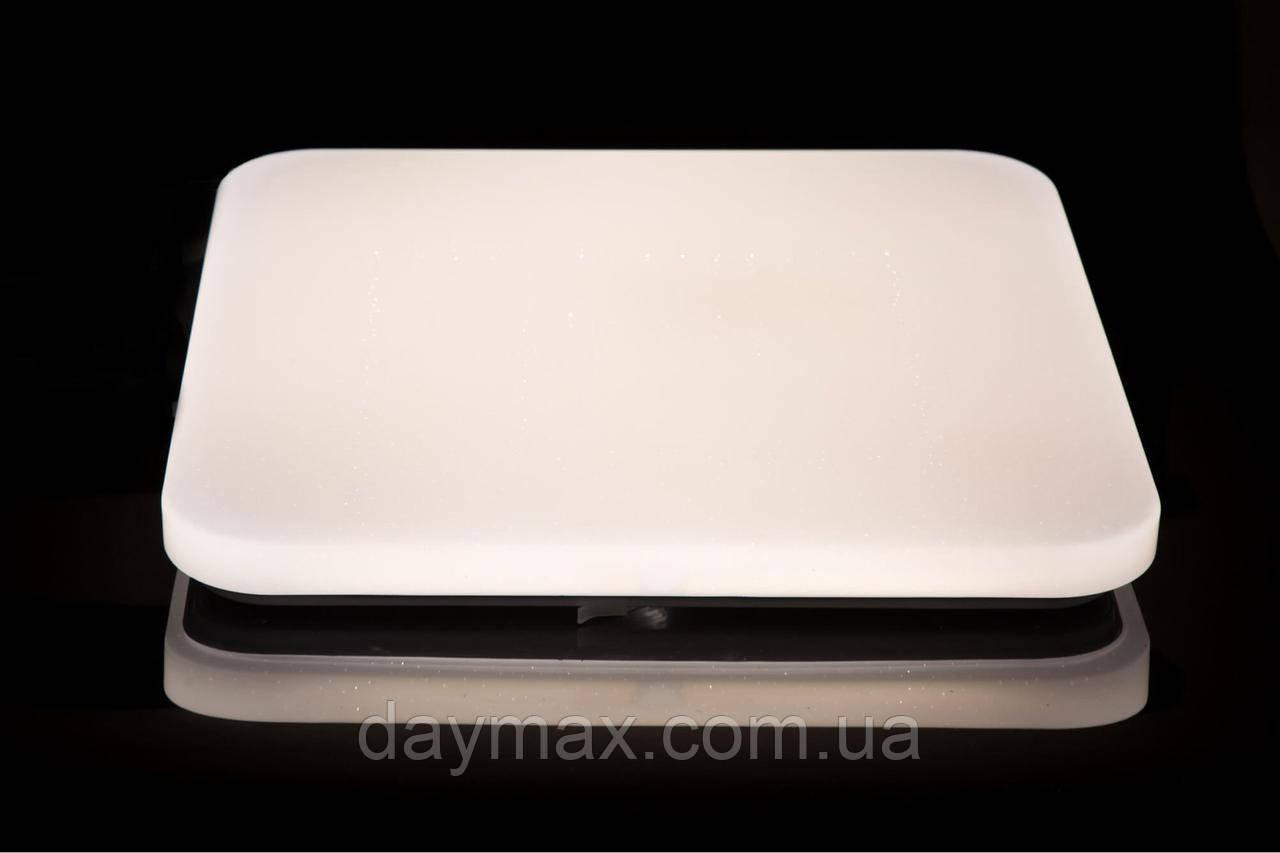 Светодиодный светильник ULM, Квадрат 45W-2900-6000K белый матовый