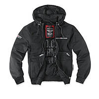 Куртка с капюшоном Dobermans Aggressive Nord Division II Black, фото 1