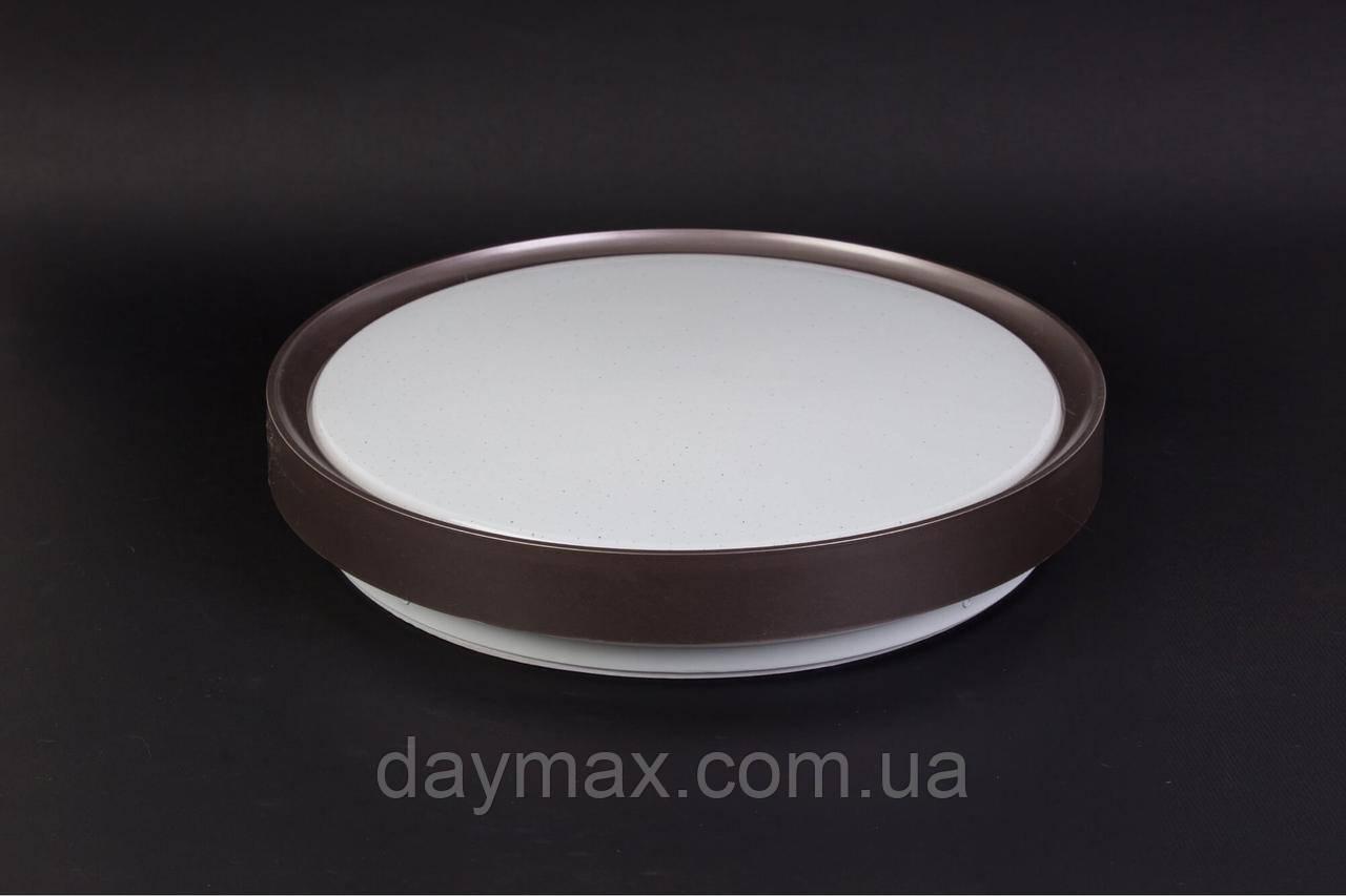 Светодиодный светильник ULM Smart Light, Круг 50W-2900-6000K матовый