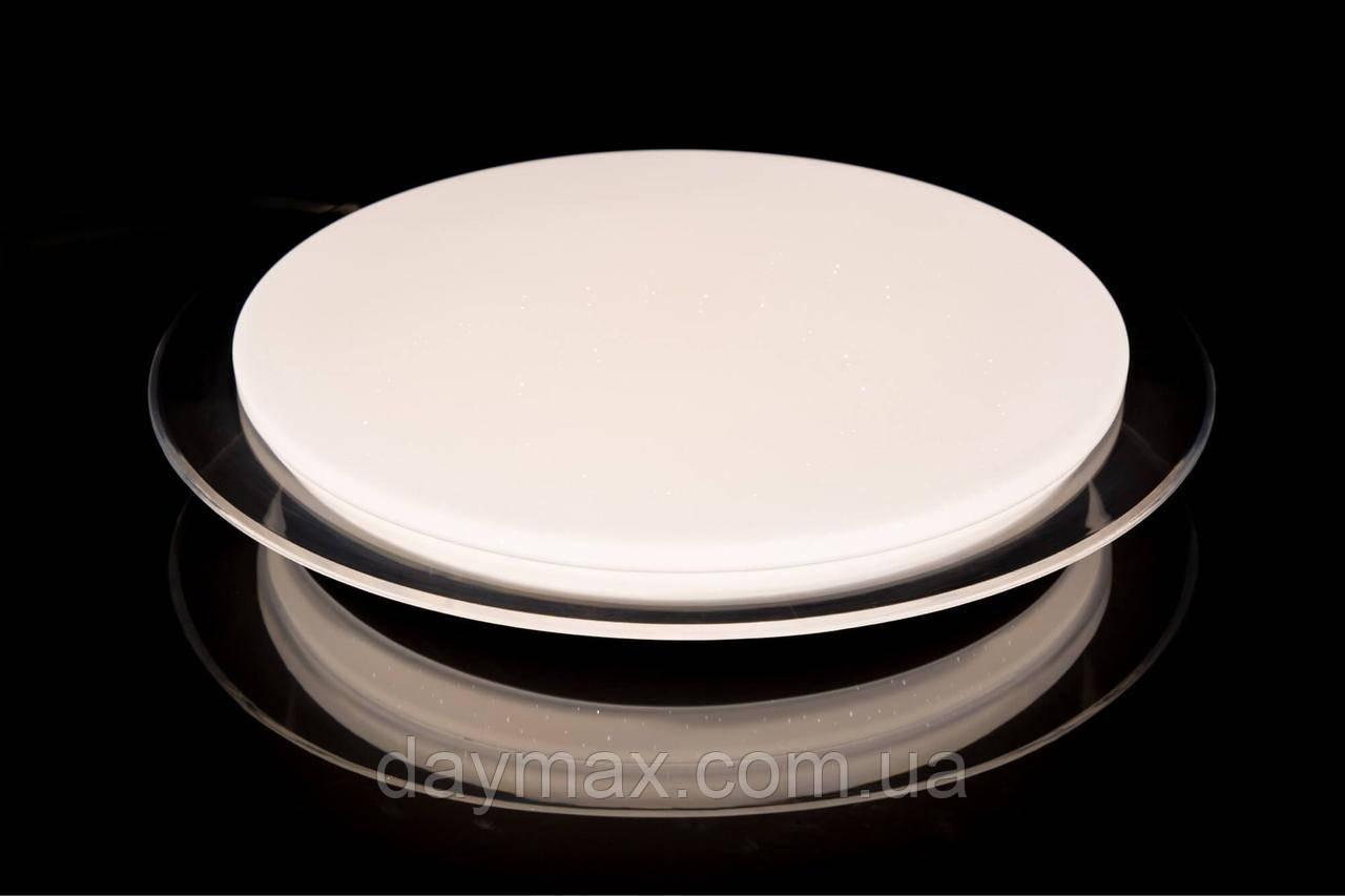 Светодиодный светильник ULM Smart Light, Круг 90W-2900-6000K белый звездное небо