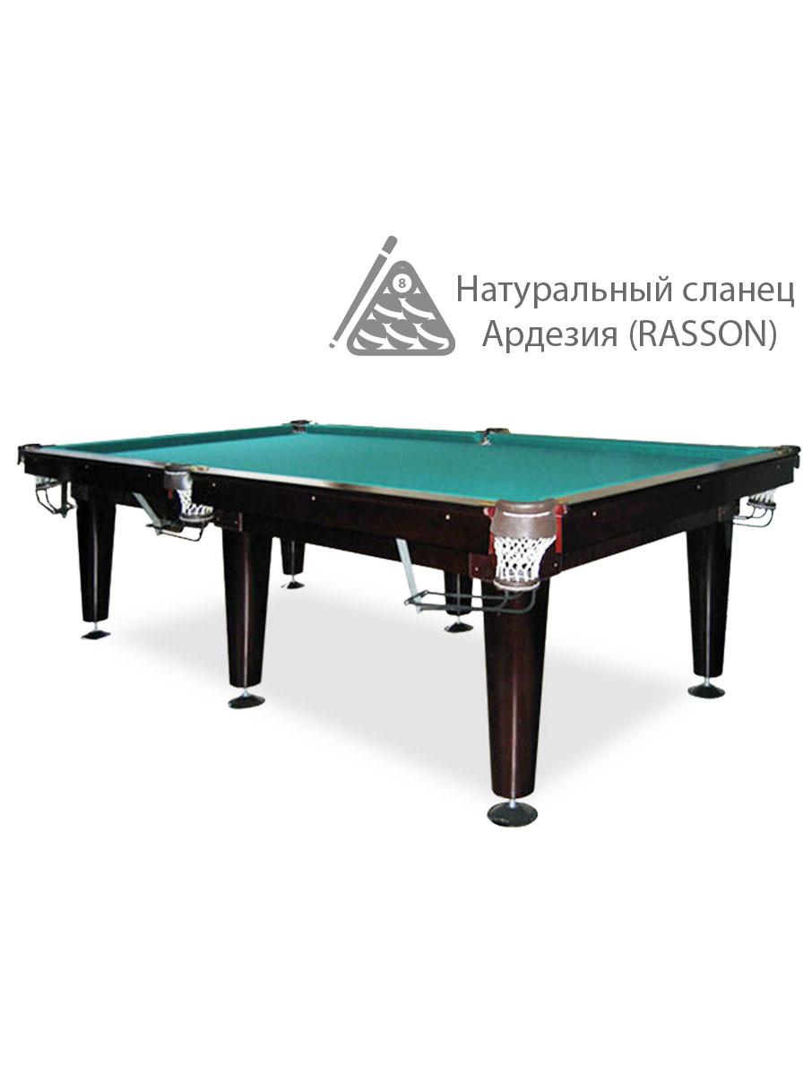 """Більярдний стіл для піраміди """"LUX CLASSIC"""", 7 футів, Ардезія, 200х100 см, TT BILLIARD, гарантія 2 роки"""