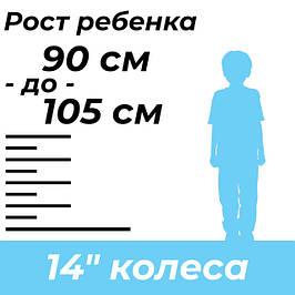 """Детские велосипеды 14"""""""