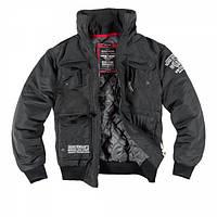 Куртка с капюшоном Dobermans Aggressive Nord Division v2 Black, фото 1