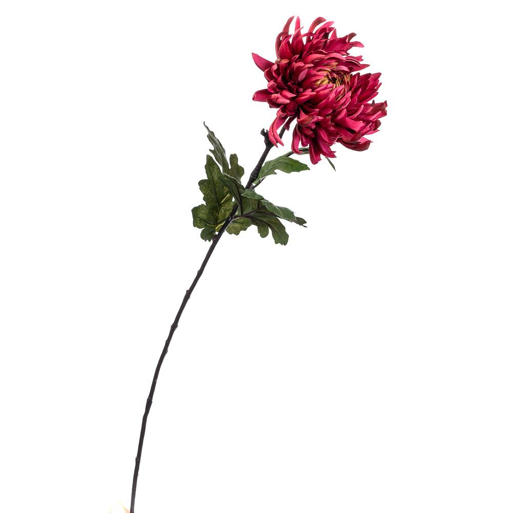 Хризантема бордо 82 см