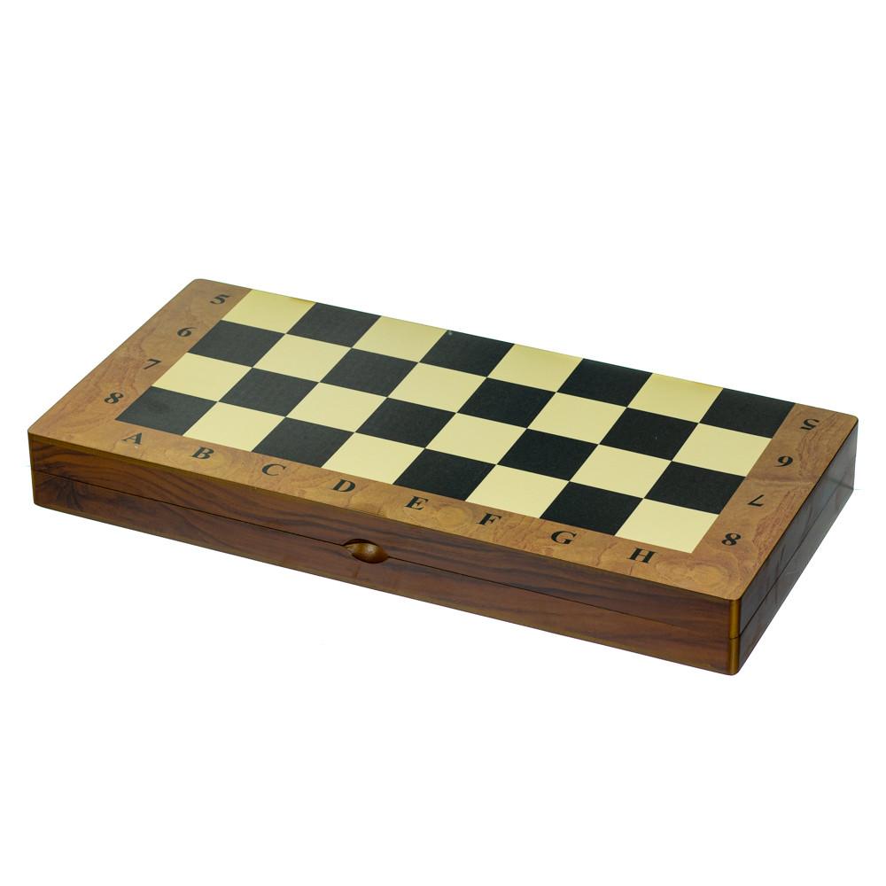 Ігровий набір 3 в 1 (шахи, шашки, нарди)