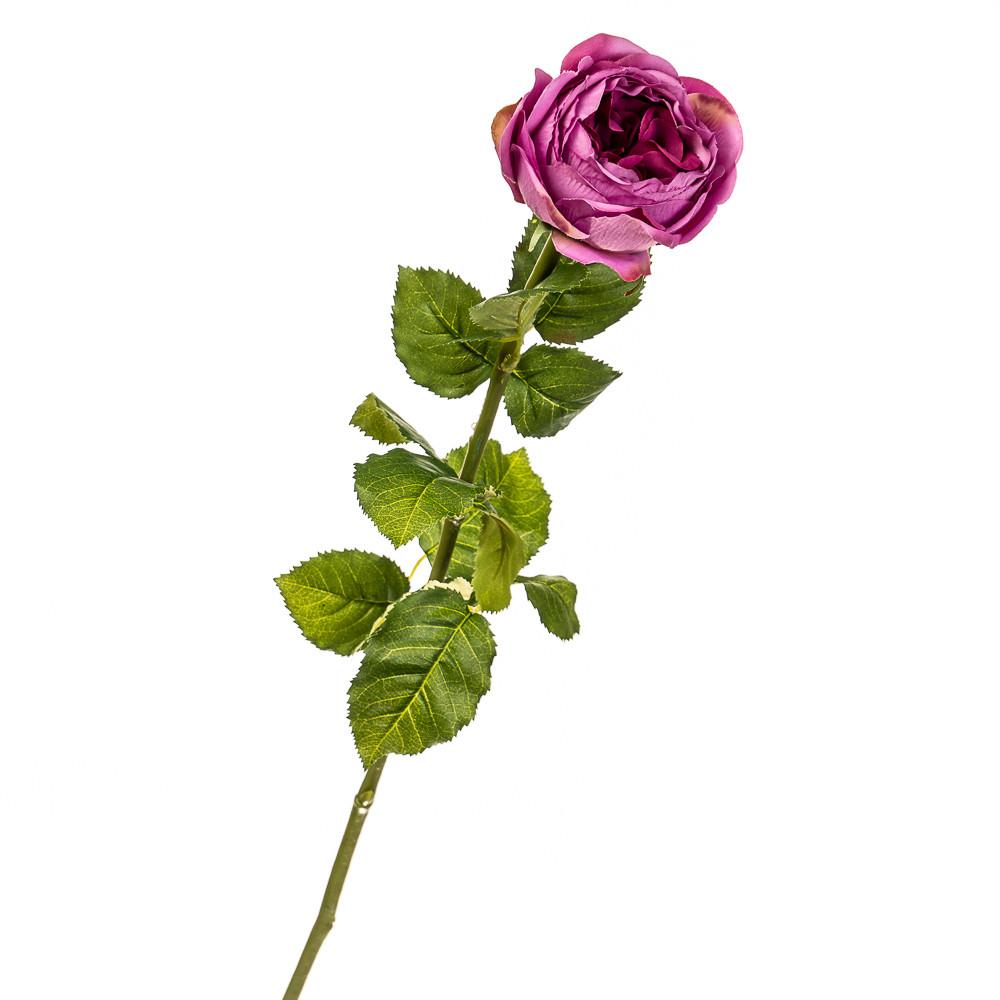 """Штучний квітка """"Троянда фуксія"""""""