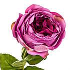 """Штучний квітка """"Троянда фуксія"""", фото 2"""