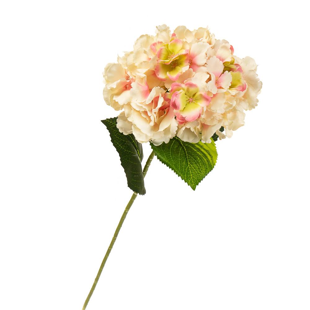 """Штучний квітка """"Гортензія двоколірна"""""""