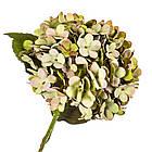 """Штучний квітка """"Гортензія салатова"""", фото 2"""