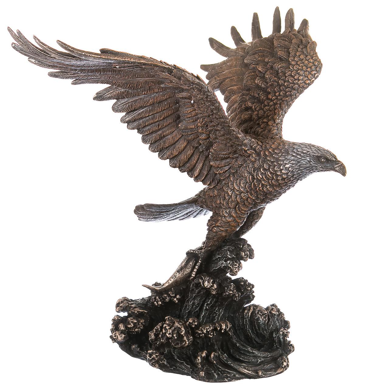 """Статуетка """"Орел на полюванні"""" 31 см"""