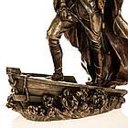 """Статуэтка из полистоуна под бронзу  """"Наполеон"""", фото 3"""
