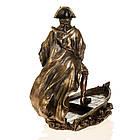 """Статуэтка из полистоуна под бронзу  """"Наполеон"""", фото 4"""