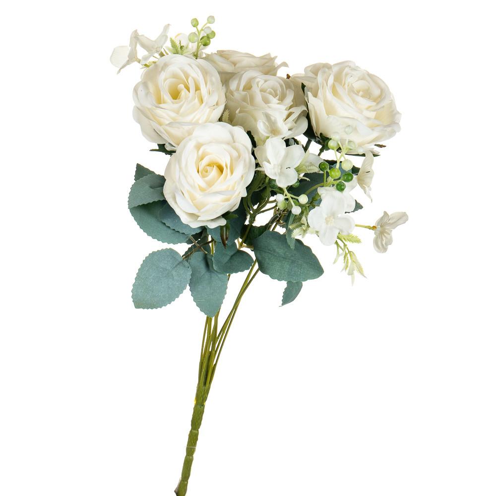 """8103-001 Букет """"Білі троянди"""""""