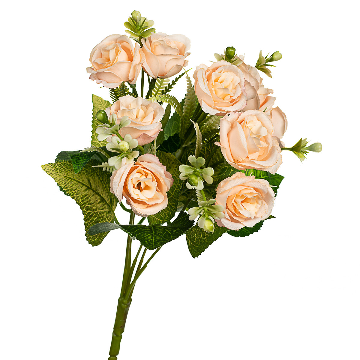"""Букет """"Троянди"""" жовтий 30см"""