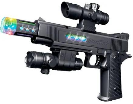 Дитячий пістолет. Дитячий ігровий пістолет звуком і світлом. Пістолет іграшковий дитячий