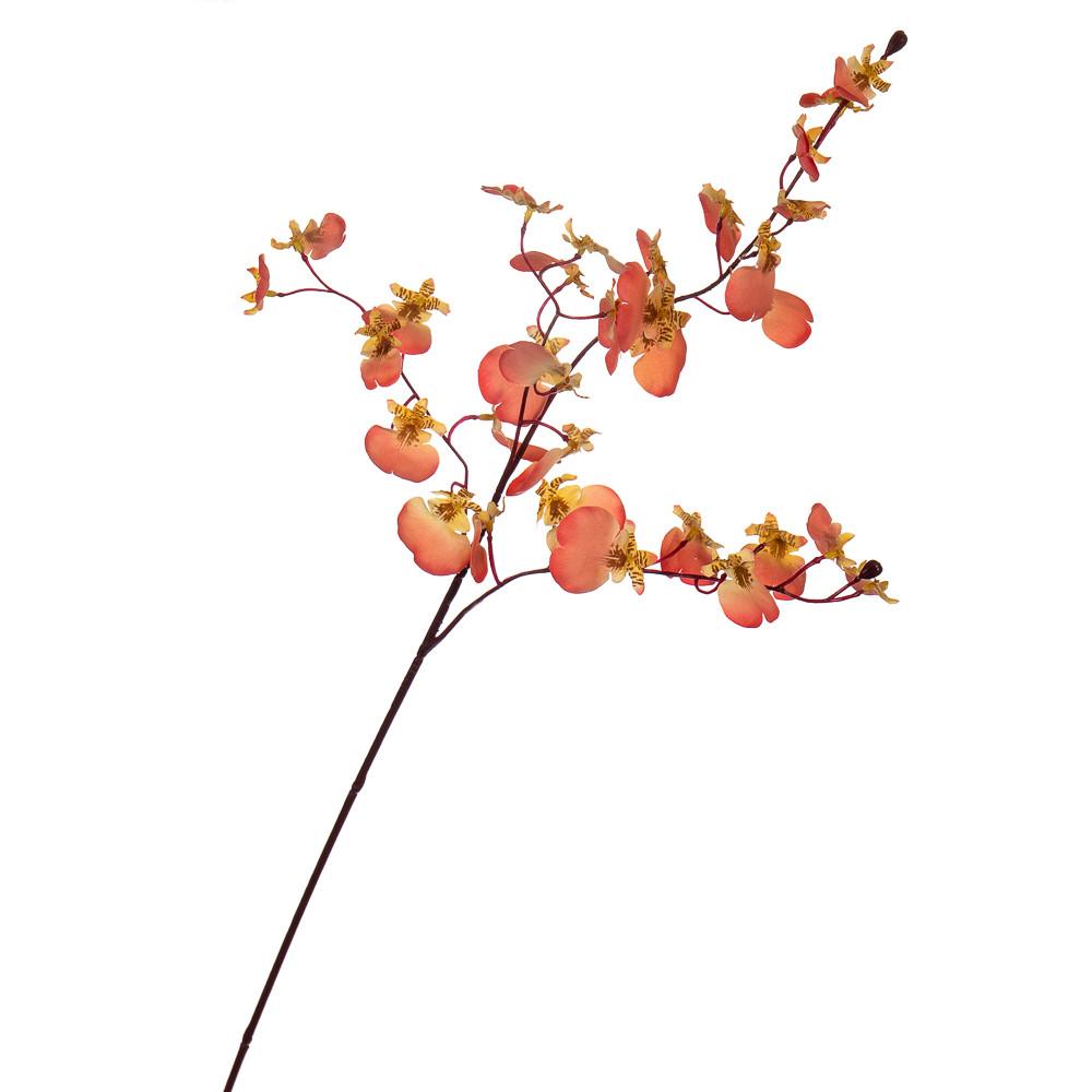 """Букет """"Тропічні квіти"""" коралові"""