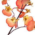 """Букет """"Тропічні квіти"""" коралові, фото 2"""