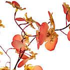 """Букет """"Тропічні квіти"""" коралові, фото 3"""