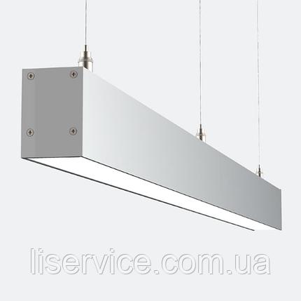 Світильник лінійний INF-LED-N-1410 TRUNK 38w фінішний, фото 2