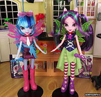 Набор май литл пони Ариа и Соната My Little Pony Equestria Girls Aria Blaze and Sonata Dusk