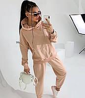 Жіночий осінній спортивний костюм з двухнити в кольорах (Норма), фото 5