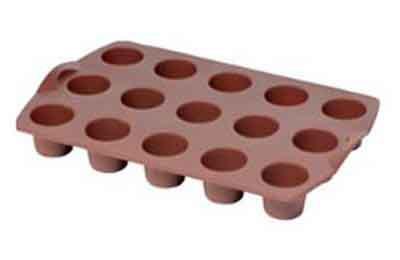 Силиконовая форма для выпечки  мини-кексов Tupperware