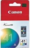 Картридж Canon CL-41 (0617B001/0617B025/06170001) Color, фото 2