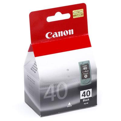 Картридж Canon PG-40 (0615B001/0615B025/06150001) Black